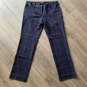 Express Columnist dress pants blue size 10R